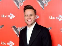 Olly Murs attending the Voice UK Launch at Ham Yard Hotel, London. PRESS ASSOCIATION Photo. Picture date: Wednesday January 3, 2018. Photo credit should read: Ian West/PA Wire