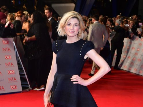 Jodie Whittaker is the first woman to play the Doctor (Ian West/PA)
