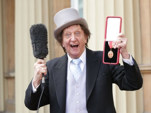 Comedian Sir Ken Dodd's life will be celebrated in a BBC programme (Yui Mok/PA)