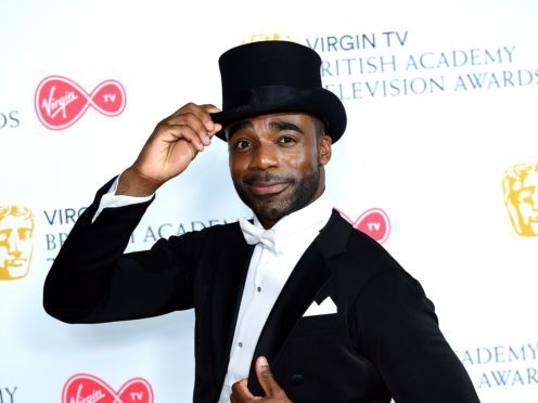 Ore Oduba will bring his baby son on the Strictly tour (Ian West/PA)