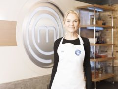 Lisa Maxwell, has left Celebrity MasterChef (Shine TV/BBC)