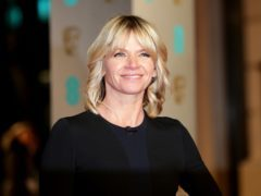 Zoe Ball is favourite to take over from Chris Evans on the Radio 2 breakfast show (Yui Mok/PA)