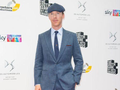 Benedict Cumberbatch (Dominic Lipinski/PA)