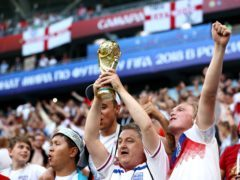 The World Cup helped BBC iPlayer score its best ever July (Tim Goode/PA)
