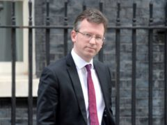 Jeremy Wright, Digital, Culture, Media and Sport Secretary, (Kirsty O'Connor/PA)