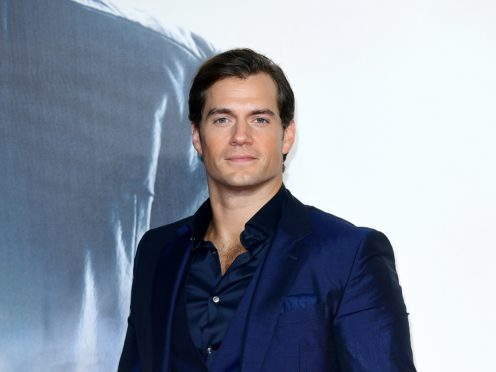 Henry Cavill will star in The Witcher (Ian West/PA)