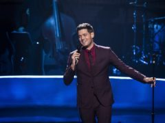 Michael Buble announces first album for two years after son's cancer diagnosis (David Jensen/PA)