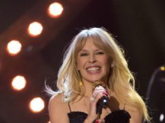 Kylie Minogue split from fiance Joshua Sasse in 2017 (Isabel Infantes/PA)