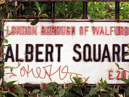 EastEnders is working with Rape Crisis (Andrew Stuart/PA)