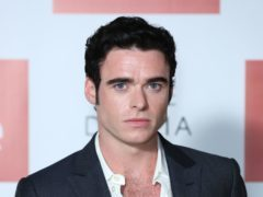 Richard Madden starred in the hit drama (Isabel Infantes/PA)
