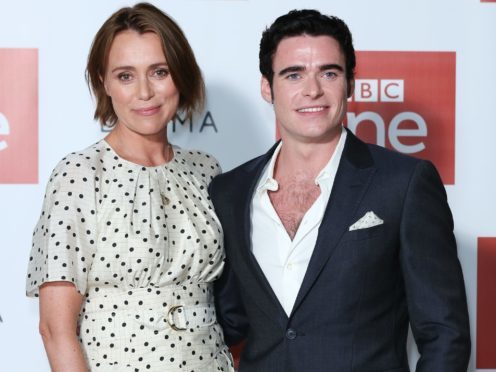 The BBC One thriller, starring Keeley Hawes and Richard Madden, peaked with 7.2 million viewers (Isabel Infantes/PA)