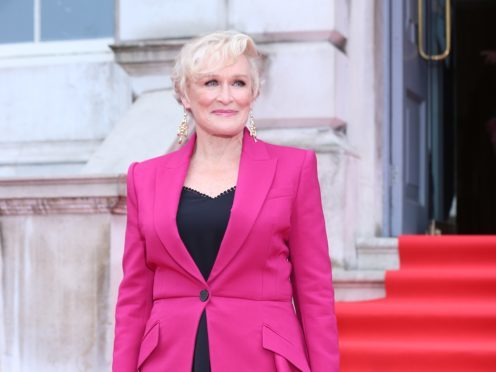 Glenn Close has said people were dismissive of the complexity of her characters (Isabel Infantes/PA)