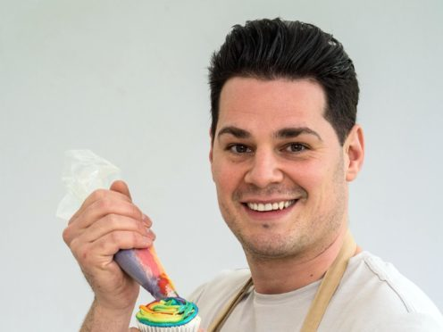 Luke Thompson is the latest contestant to leave The Great British Bake Off (Mark Bourdillon/Love Productions/PA)
