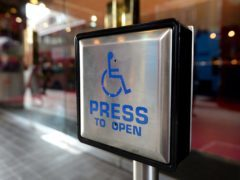 Broadcasters have committed to opening up the industry to more disabled people (Andrew Matthews/PA)