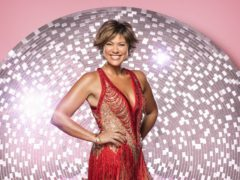 Newsreader Kate Silverton wants to shine a light on children's mental health while on Strictly.(Ray Burmiston/BBC)