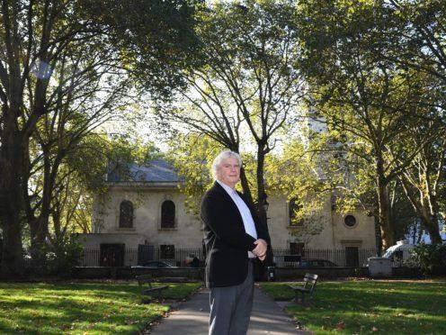 Sir Simon Rattle, London Symphony Orchestra Music Director (Doug Peters/PA)