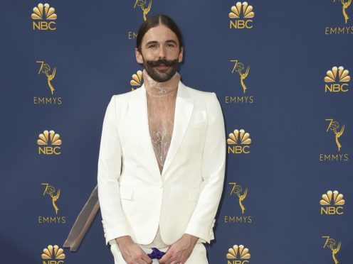 Queer Eye host Jonathan Van Ness shared an inspirational message with fans (Jordan Strauss/Invision/AP)