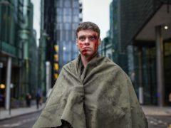 Richard Madden as David Budd in the finale of BBC One drama Bodyguard (Sophie Mutevelian/World Producti)