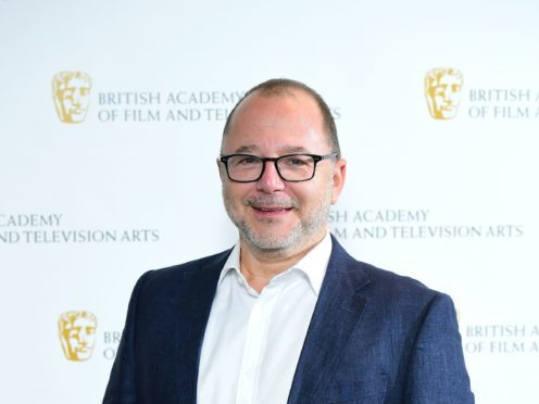 Marc Samuelson at the Bafta Breakthrough Brits Jury Day (Ian West/PA)