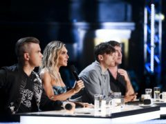X Factor Six Chair Challenge sees judges deploy dramatic new Golden X (Tom Dymond/Syco/Thames TV)