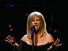 Barbra Streisand said Donald Trump's lack of respect for the Queen drove her to write (Yui Mok/PA)