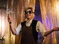 Jodie Whittaker stars in new action-packed Doctor Who trailer (Sophie Mutevilian/BBC/BBC Studios)