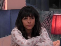 Roxanne Pallett has quit Celebrity Big Brother (Channel 5/PA)