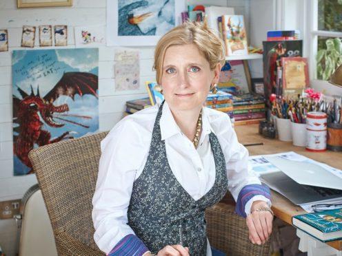 Cressida Cowell (Debra Hurford Brown)