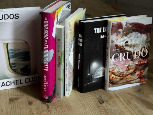 Goldsmiths Prize shortlist (Goldsmiths Prize)