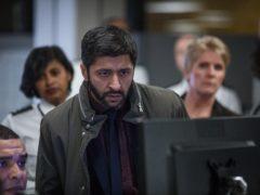 Ash Tandon played DCI Deepak Sharma in the BBC One drama (BBC/World Productions/Sophie Mutevelian)