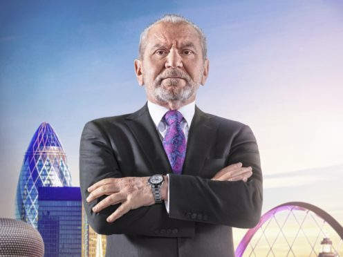 A new set of candidates are ready to try to impress Lord Sugar (BBC)