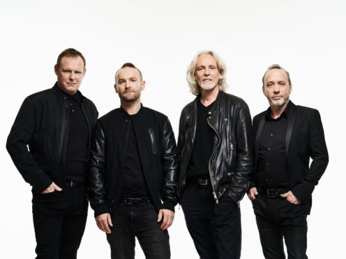 Kevin Simm has joined Wet Wet Wet. (PA)