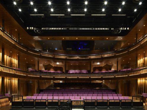 London's Royal Opera House underwent a three-year refurbishment (Hufton and Crow/PA)