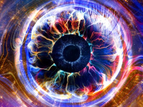 The new Big Brother eye (Channel 5)