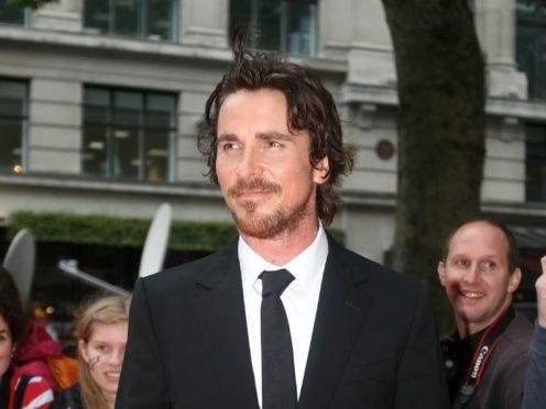 Christian Bale (PA)