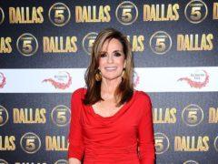 Dallas star Linda Gray compared Donald Trump to JR Ewing (Ian West/PA)