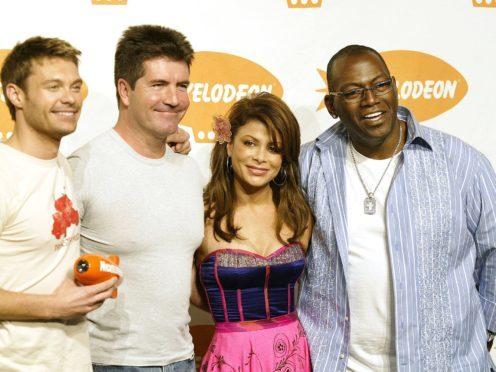 Ryan Seacrest, Simon Cowell, Paula Abdul and Randy Jackson (PA)