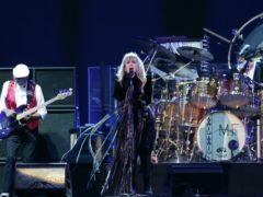 Fleetwood Mac on stage (PA)