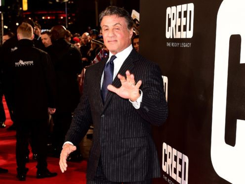 Sylvester Stallone will not face charges over sexual assault allegations after prosecutors found there was 'insufficient evidence' (Ian West/PA Wire)