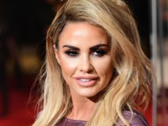 Katie Price has been arrested in a drink-driving probe (PA)