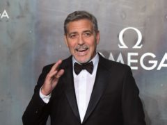 George Clooney warned against a 'fear of Muslims, immigrants and strong women' during a speech at the Power of Women event in Los Angeles (Ian West/PA Wire)