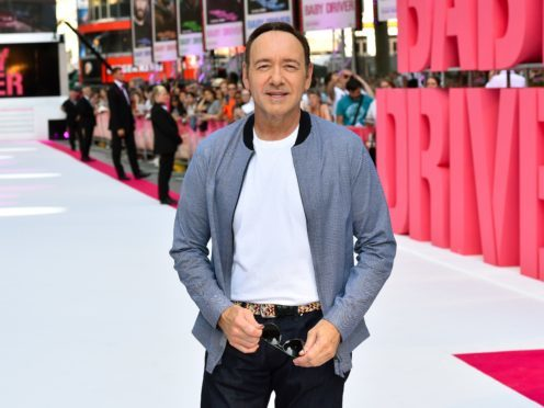 It was not 'realistic' to cancel House Of Cards following allegations of sexual assault against its lead actor Kevin Spacey, one of the series' stars has said (Matt Crossick/PA)