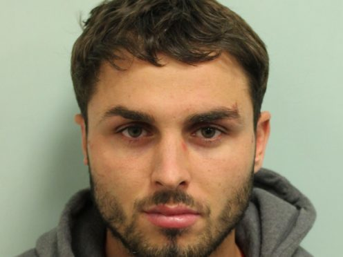 Arthur Collins has lost his challenge over his 20-year jail sentence for a nightclub acid attack (Metropolitan Police/PA)