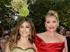 Sarah Jessica Parker and Kim Cattrall (PA)