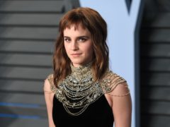 The Justice and Equality Fund is supported by celebrities including Emma Watson (pictured), Keira Knightley, Emma Thompson, Gugu Mbatha-Raw and Jodie Whittaker (PA)