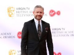 Martin Freeman plays the lead role in new ITV drama A Confession (Isabel Infantes/PA)