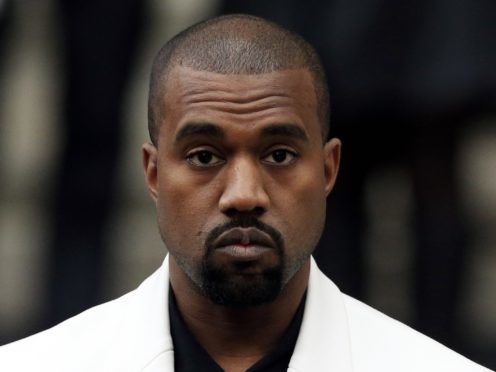 Kanye West is to meet Donald Trump in Washington DC on Thursday (Jonathan Brady/PA)