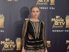 Kristen Bell has criticised the messaging behind some Disney princesses (Francis Specker/PA)