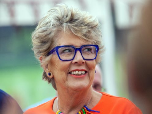 Prue Leith said Bake Off got her back into cooking (Mark Bourdillon/Love Productions)