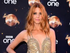 Stacey Dooley was unable to make an investiture ceremony (Ian West/PA)
